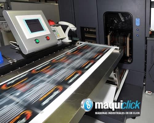Maquinaria de impresión digital