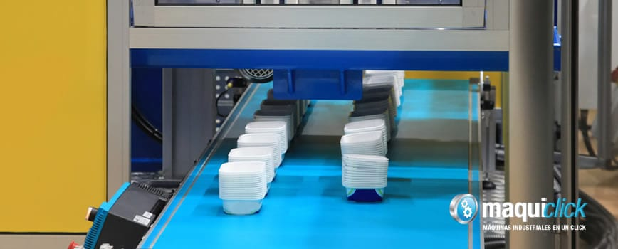 Maquinaria para la industria del plastico