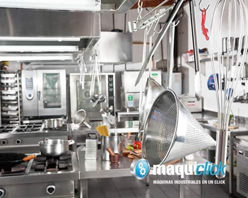 Maquinaria sector HORECA