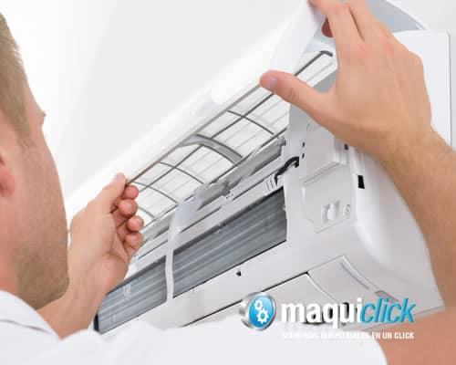 Equipos de ventilación y climatización
