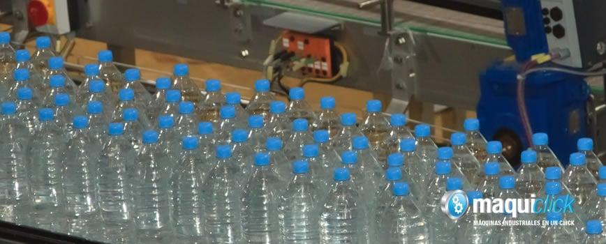 Maquina para envasado y embalaje