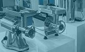 Maquinaria para industria cárnica