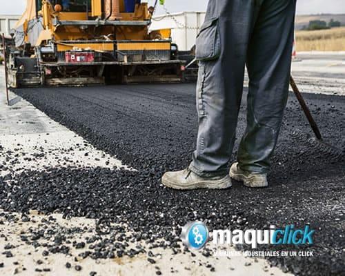 Maquinaria para obra pública y construcción