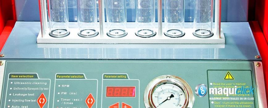 Maquinas de limpieza por ultrasonidos