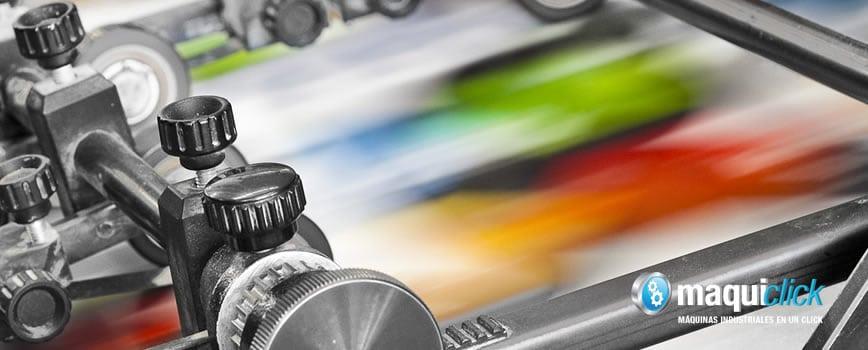 Maquinas laser de impresion