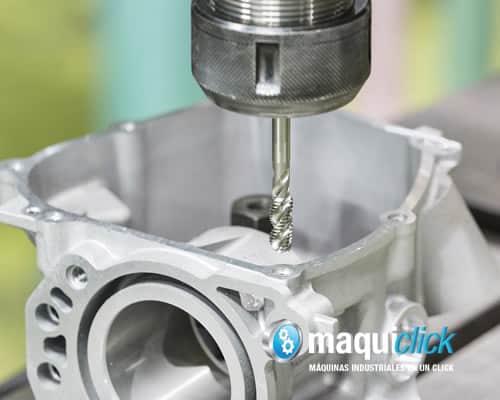 Mecanización piezas especiales para maquinaría industrial
