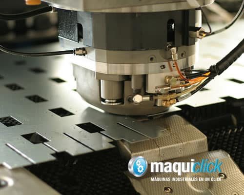 Punzonadoras CNC