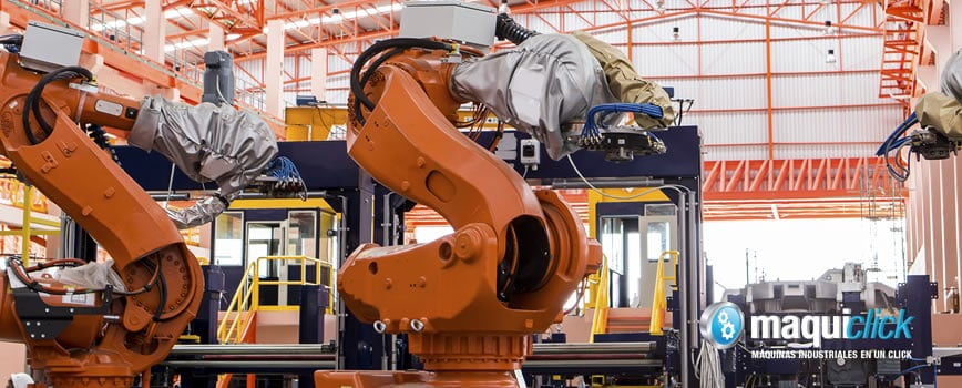 Automatizacion robotica industrial